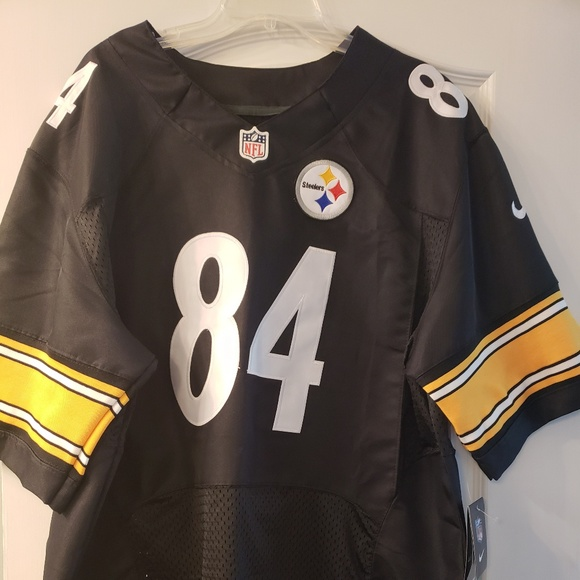 new product eab95 ee73c Nike NFL Steelers Antonio Brown Jersey size 48
